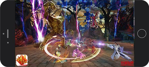 图片: 图6:《诛仙手游》挑战八凶玄火帮耀天下.jpg